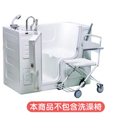 【Sanspa】銀髮族走入式開門浴缸/ 老人浴缸,來電再優惠~