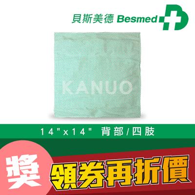 【貝斯美德】濕熱電熱毯 (14x14吋 背部/四肢專用),贈品:304不銹鋼筷x1