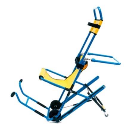 【天群】EVAC+CHAIR 緊急救護搬運椅 (下樓滑椅)600H(上樓專用把,上下樓兩用)