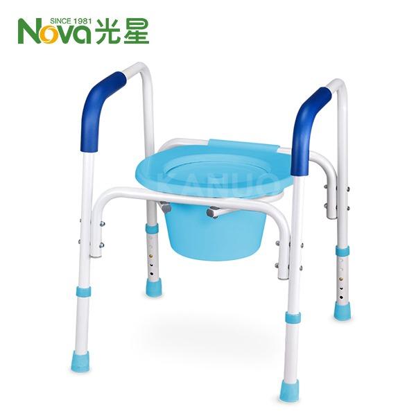 【光星NOVA】鋁製便器椅 馬桶椅 洗澡椅 C8400CC