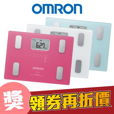 【歐姆龍OMRON】體重體脂計 HBF-216