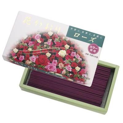 【日本神戶薰壽堂】玫瑰線香 (大盒裝)