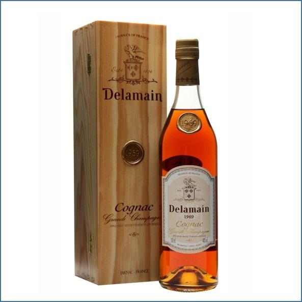 收購德勒曼 1969 ,德勒曼收購,收購德勒曼白蘭地,德勒曼白蘭地收購