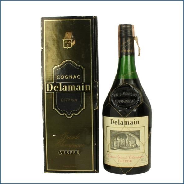 收購德勒曼 VESPER 舊版 ,德勒曼收購,收購德勒曼白蘭地,德勒曼白蘭地收購
