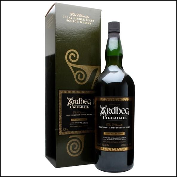 ARDBEG UIGEADAIL Large Bottle 450cl 54.2%