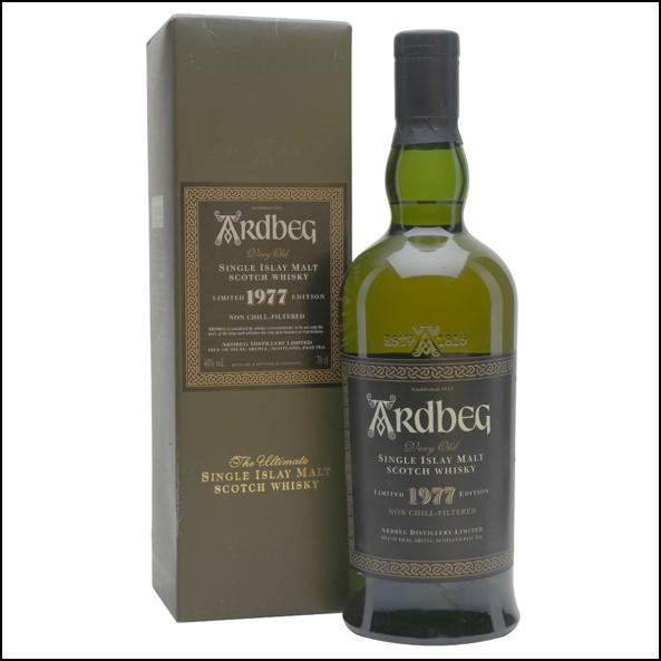 ARDBEG 1977 70cl  46%