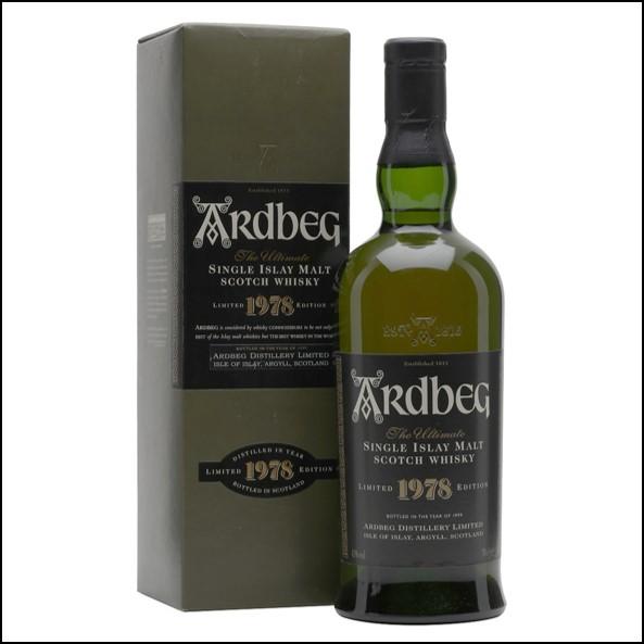 ARDBEG 1978 Bot.1999 70cl 43%