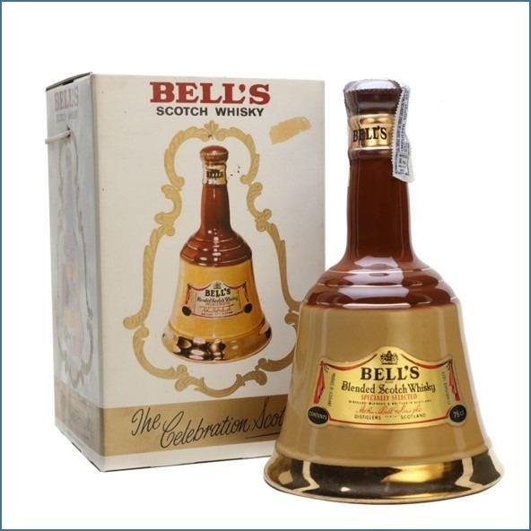 Bell's Tan - Cream Decanter 75cl 43%