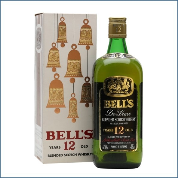 Bell's 12 Year Old Bot.1970s 75.7cl 40%