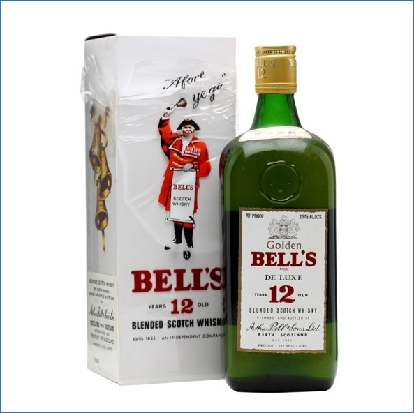 Bell's 12 Year Old Bot.1970s 75cl 40%