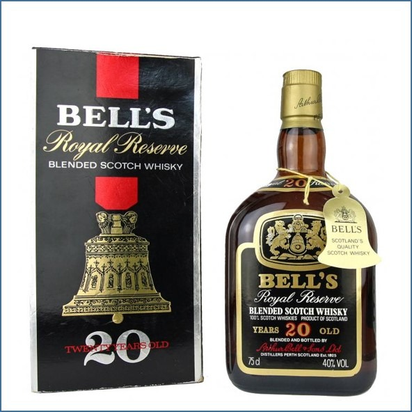 Bell's 20-year-old 75cl 40%