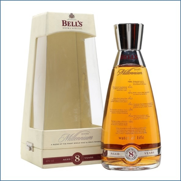 Bell's Millennium 2000  8 Year Old 70cl 40%
