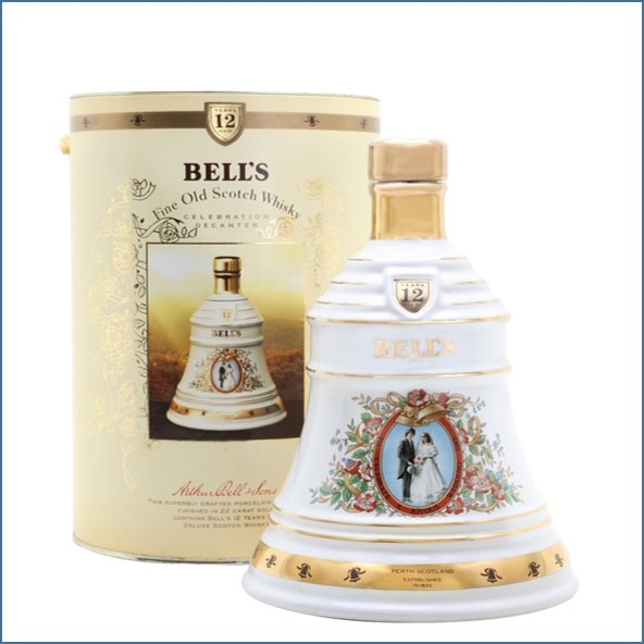 BELL'S JOYOUS WEDDING 12 YEAR OLD 75cl 43%