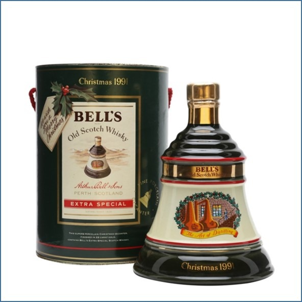 Bell's Christmas 1991 70cl 40%