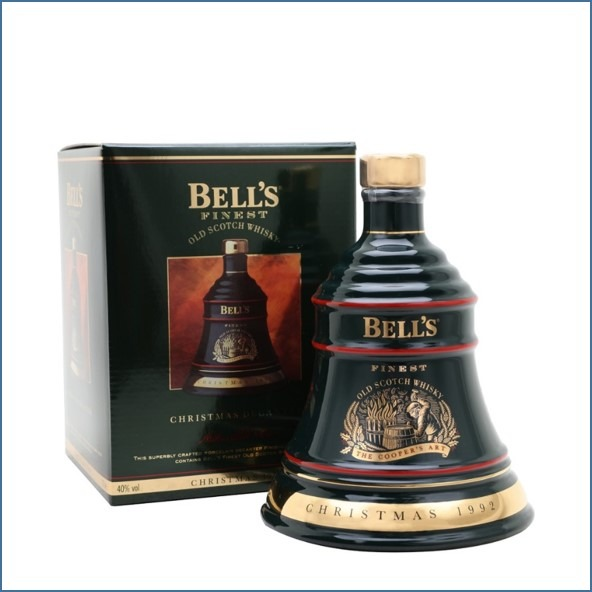 Bell's Christmas 1992 70cl 40%
