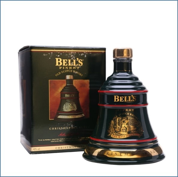 Bell's Christmas 1993 70cl 40%