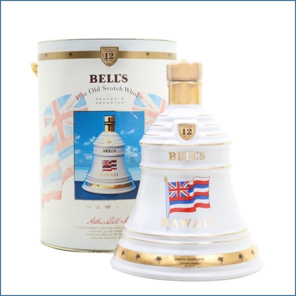 BELL'S HAWAII 12 Year Old 75cl 43%