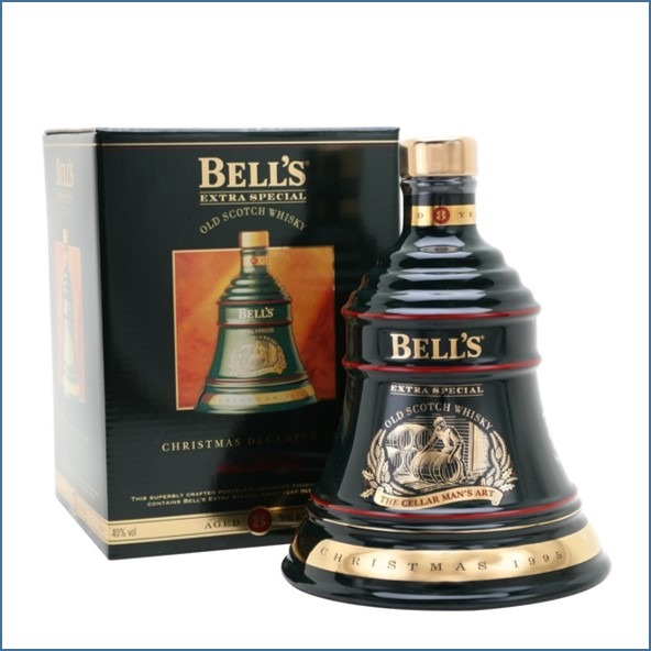 BELL'S CHRISTMAS 1995 8 Year Old 70cl 40%