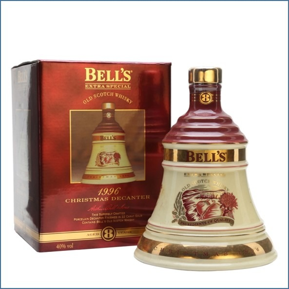 Bell's Christmas 1996  8 Year Old 70cl 40% 2
