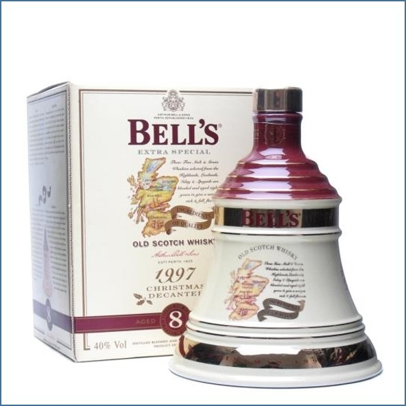 Bell's Christmas 1997 8 Year Old 70cl 40%