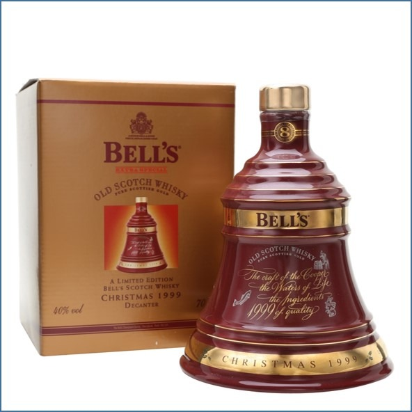 BELL'S CHRISTMAS 1999 8 Year Old 70cl 40%
