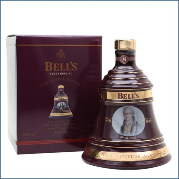 BELL'S CHRISTMAS 2002 8 Year Old 70cl 40%