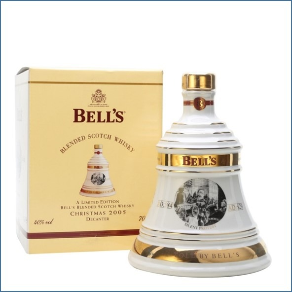 BELL'S CHRISTMAS 2005 8 Year Old 70cl 40%