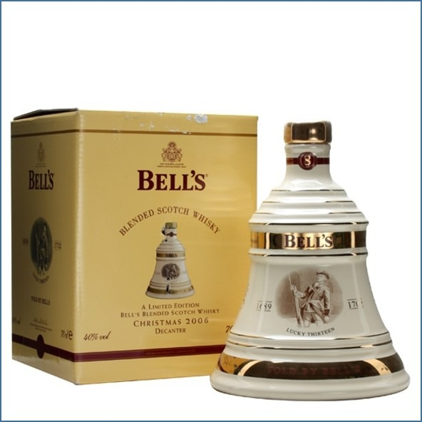 BELL'S CHRISTMAS 2006 8 Year Old 70cl 40%