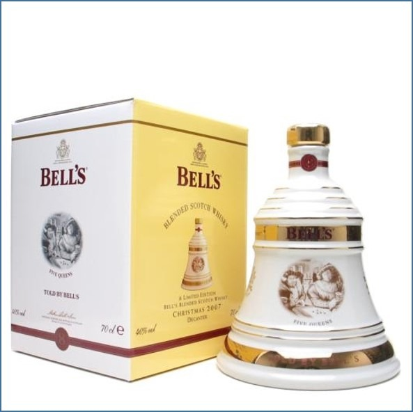 BELL'S CHRISTMAS 2007 8 Year Old 70cl 40%