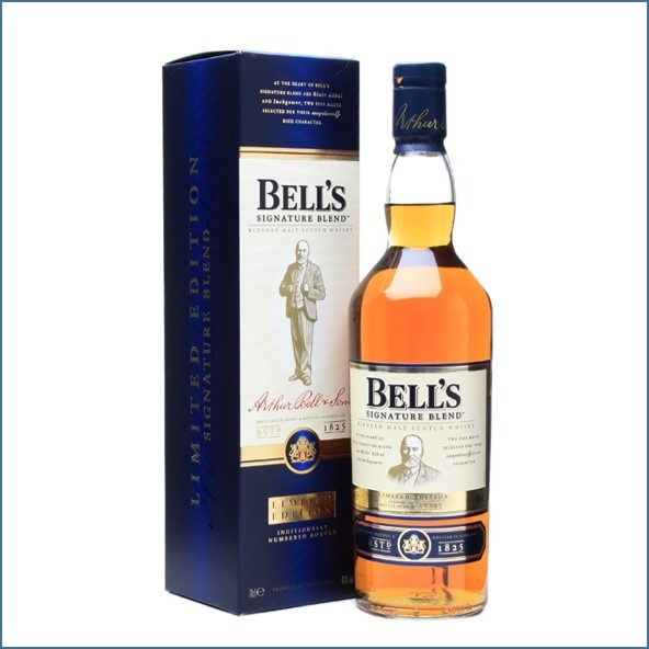 BELL'S SIGNATURE BLEND Limited Edition 70cl 40%