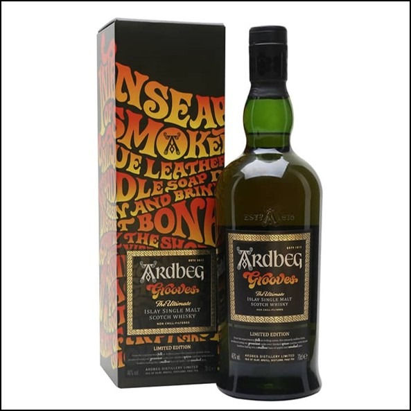 Ardbeg Grooves Limited Edition  70cl 46%