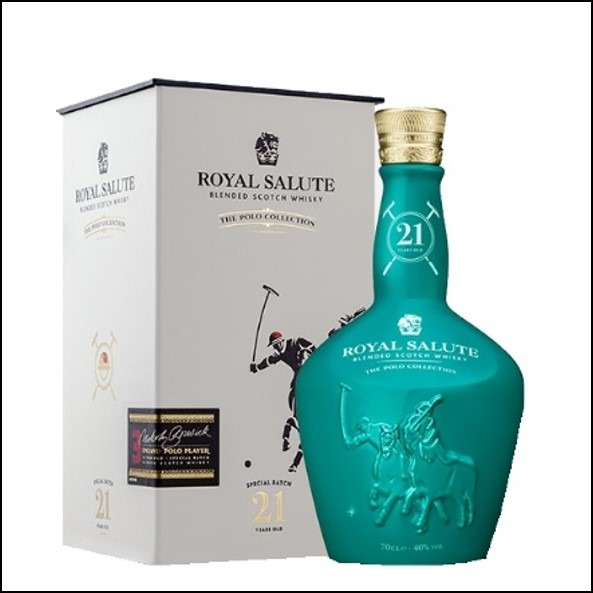 Royal Salute 21 year Polo Edition 2 40% 0.7L