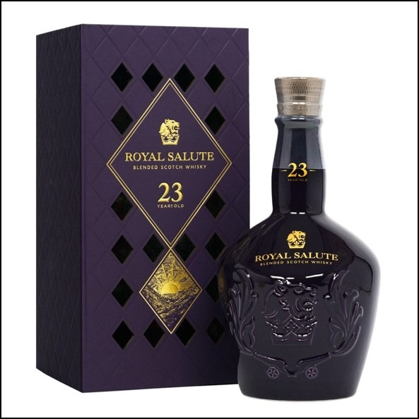 Royal Salute 23 Year Old - Taiwanese Exclusive  皇家禮砲23年