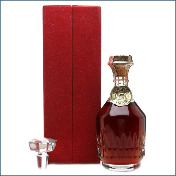 Hennessy vsop Cognac  Baccarat Crystal Decanter