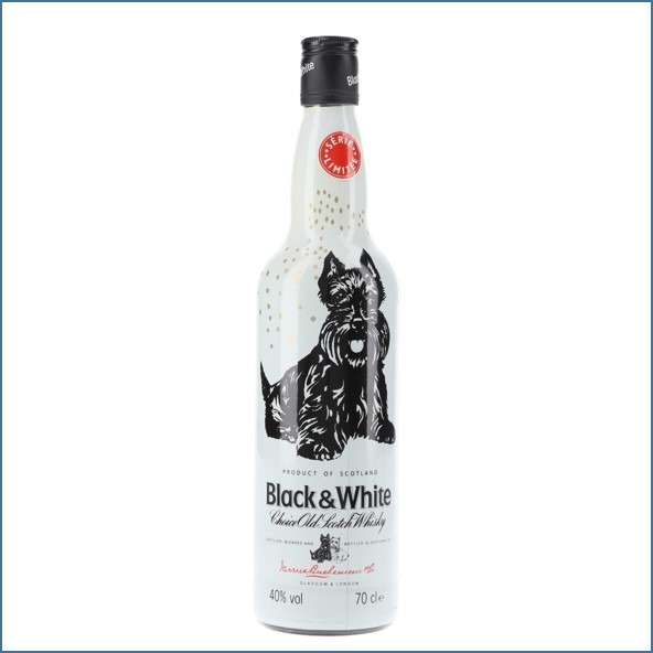 Black & White Serie Limitee Bottled 1990s-2000s 70cl 40%