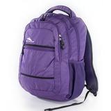 HIGH SIERRA美國戶外運動用品Glitch Backpack 可收納17吋筆電後背包新秀麗Samsonite副牌【H04-KH045】紫【禾雅】
