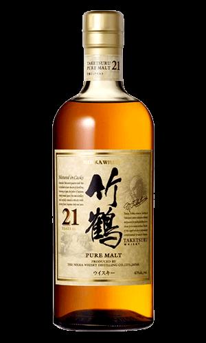 日本威士忌 竹鶴 21年