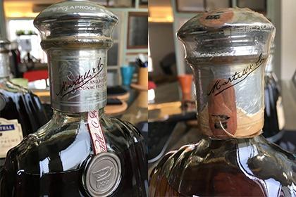 馬爹利銀帶老酒收購辨識