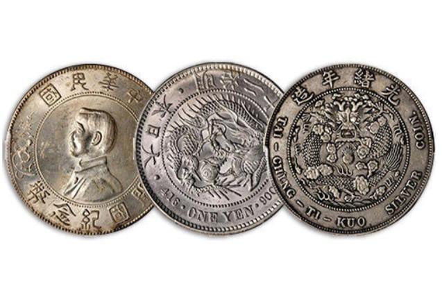 中國古代銀質錢幣