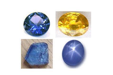 紅寶石與藍寶石
