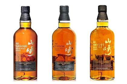 關於山崎威士忌