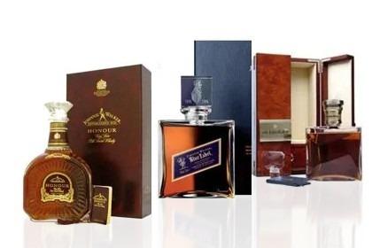 老酒收購:單一純麥威士忌v.s.蘇格蘭調和威士忌