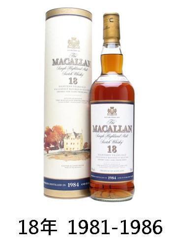 【威士忌】麥卡倫18年