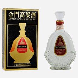 金門823高粱酒_2005年_金門_600毫升_58度