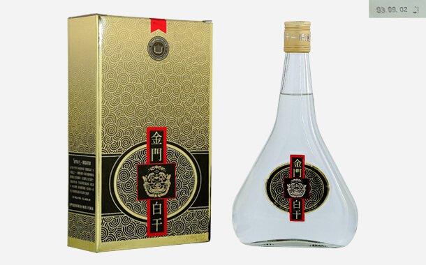 金門高粱酒(金門白干)_93年_金門_600毫升_58度