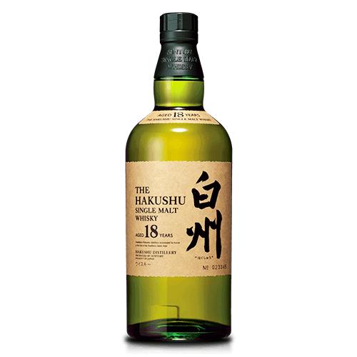 日本威士忌 白州 18年 老酒收購