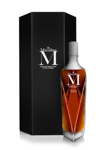 【威士忌】麥卡倫 M