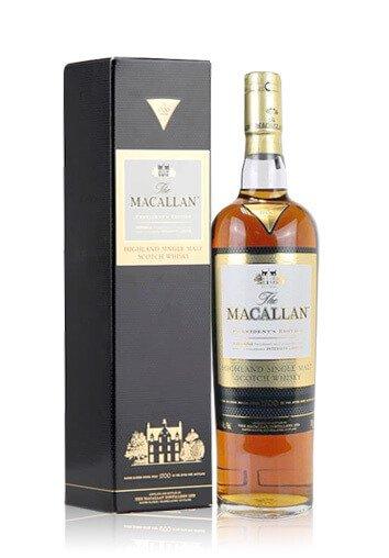 【威士忌】麥卡倫 President's edition
