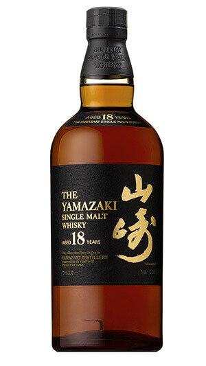 日本威士忌 山崎18年 老酒收購