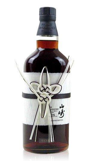 日本威士忌 山崎25年 老酒收購